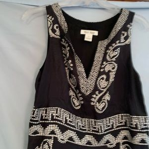 White House black-market dress